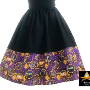 guradians of the galaxy geek skirt