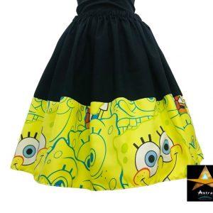 Sponge bob skirt style 1