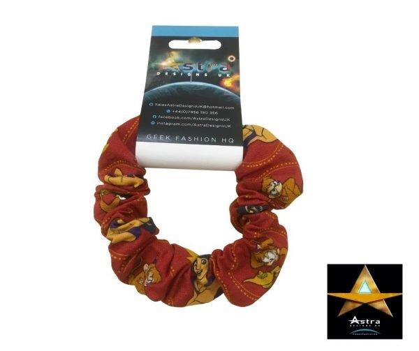 Aladdin Scrunchie