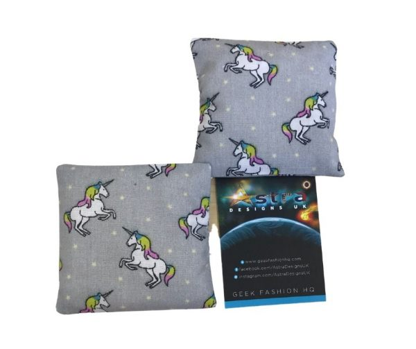 unicorn hand warmer set